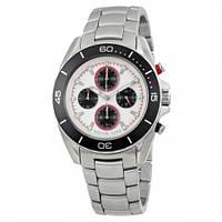 Часы мужские Michael Kors Jetmaster Silver Dial Chronograph MK8476
