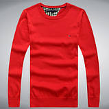Tomy hilfiger original Мужской свитер пуловер джемпер tommy, фото 3