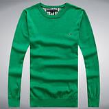 Tomy hilfiger original Мужской свитер пуловер джемпер tommy, фото 6