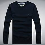 Tomy hilfiger original Мужской свитер пуловер джемпер tommy, фото 7