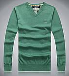 Tomy hilfiger original Мужской свитер пуловер джемпер tommy, фото 8