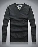Tomy hilfiger original Мужской свитер пуловер джемпер tommy, фото 9