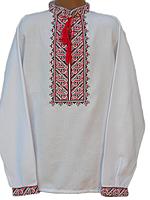 """Вишита сорочка """"Неповторний узор"""" (Вышитая рубашка """"Неповторимый узор"""") DN-0006"""