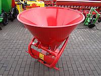 Разбрасыватель удобрений Jar Met 500 л. (металлический бак) Польша