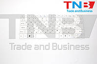 Клавиатура Aspire Timeline 1430T 1825PTZ белая