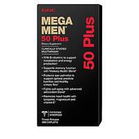 GNC Mega Men 50 Plus 120 caps