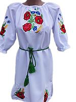 """Вишите плаття для дівчинки """"Лейн"""" (Вышитое платье для девочки """"Лейн"""") DN-0024"""