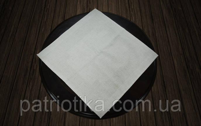 Набор салфеток лен | Набір серветок льон, фото 2
