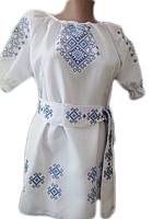 """Вишите плаття для дівчинки """"Лоренсія"""" (Вышитое платье для девочки """"Лоренсия"""") DN-0025"""