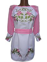 """Вишите плаття для дівчинки """"Мадіс"""" (Вышитое платье для девочки """"Мадис"""") DN-0026"""