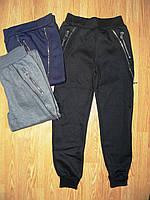 Спортивные утепленные штаны на мальчика оптом, Seagull, 134-164 рр.