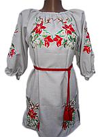 """Вишите плаття для дівчинки """"Мавріл"""" (Вышитое платье для девочки """"Маврил"""") DN-0028"""