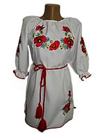 """Вишите плаття для дівчинки """"Лінді"""" (Вышитое платье для девочки """"Линди"""") DN-0040"""