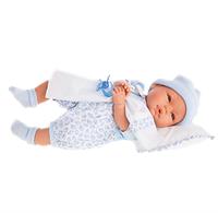 Кукла младенец Antonio Juan BIMBO COJIN, 1445, 37см. Бесплатная доставка.