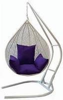 Подвесное кресло плетеное Тear