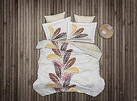 Постельное белье Mariposa Plume V2 сатин де люкс евро