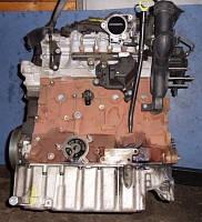 Двигатель G6DG, UKDA, D4204T 100кВт без навесногоVolvoV50 2.0d2004-