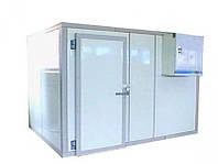 Холодильная камера кондитерского цеха