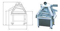 Машина для подготовки кондитерского сырья