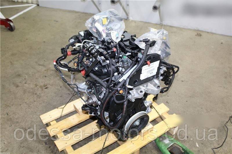 Двигатель Peugeot Partner Tepee 1.6 HDi, 2008-today тип мотора 9HN (DV6ETED4), 9HT (DV6BTED4), 9HW (DV6BTED4), фото 1
