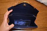 Жіночий лакований клатч фірми Accessorize, фото 2