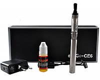 Электронная сигарета в подарочной коробке CE6 1100мАч, фото 1