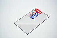 Монолитный поликарбонат Carboglass 4мм прозрачный
