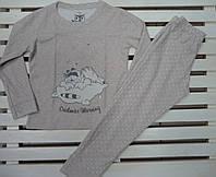 """Детская пижама со штанами """"EGO"""" 4-5,"""