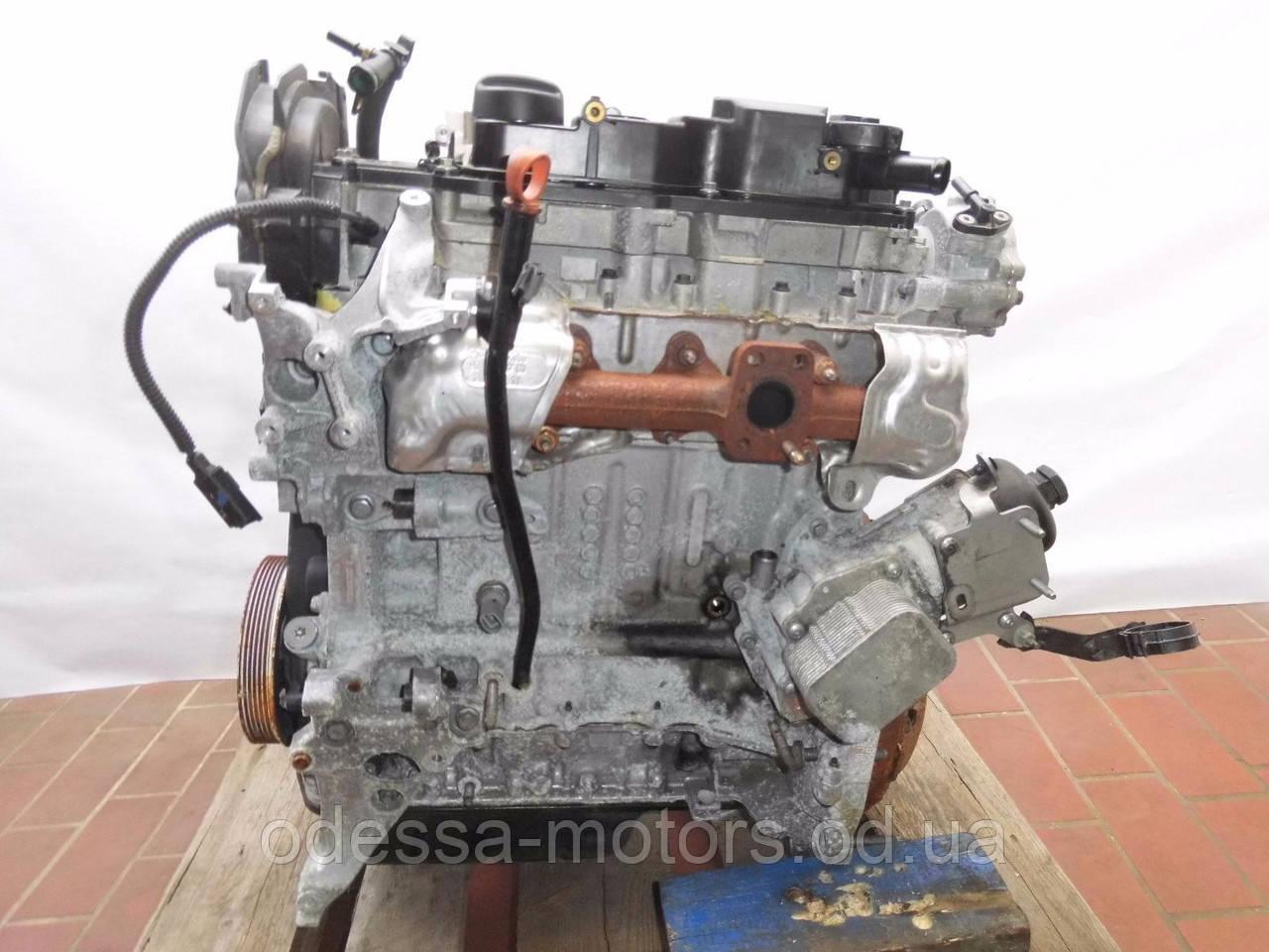 Двигатель Peugeot 2008 1.6 HDi, 2013-today тип мотора 9HP (DV6DTED), фото 1