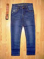 Джинсовые брюки для мальчика оптом, HL Xiang, 134-164 рр.