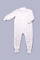 Детская пижама для девочки, пижама, человечек, интерлок.