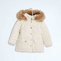 Зимняя куртка для девочки на теплой  подкладке Кияби (Франция)