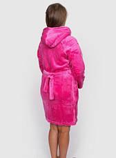Женский махровый халат с птичкой, фото 3
