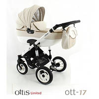 Универсальная коляска 2 в 1 Adbor Ottis OTT-17 Limited