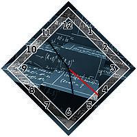 Оригинальные настенные часы Ступени