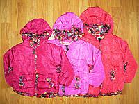 Куртки для девочек оптом, Crossfire, 1-5 рр, фото 1