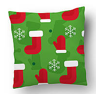 Подушка декоративная новогодняя