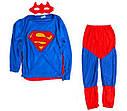 Детский карнавальный костюм Супермена, фото 2