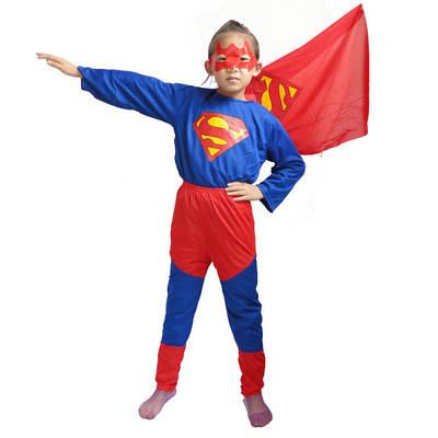 Детский карнавальный костюм Супермена