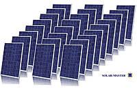Пакетное предложение на основании Фотомодулей ALM-250P или ALM-300P от 5 кВт до 100 кВт