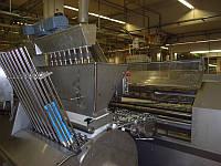 Тестоотсадочные машины в кондитерском производстве