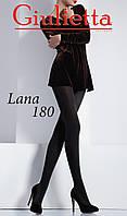 Шерстяные теплые колготки Lana 180