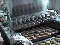 Оборудование для производства кондитерской панкейков