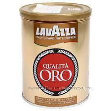 Кофе молотый жб Lavazza Qualita Oro 250г, фото 2