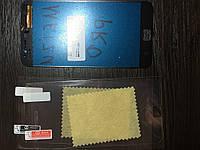 """Сенсорный экран (touchscreen) для Meizu MX4 Pro 5.5"""", оригинальный (Чорний), Черновцы"""