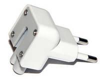 Переходник для адаптеров Apple MagSafe, Extradigital, White (KBP1675)