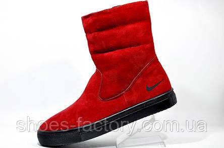 Сапоги спортивные в стиле Nike, фото 2