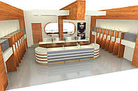 Дизайн-проекты магазинов
