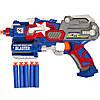 Пистолет Капитан Америка с поролоновыми пулями
