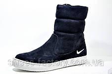 Сапоги женские в стиле Nike, фото 2